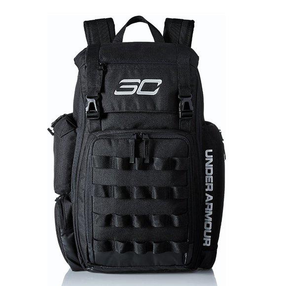 Sc30 Steph Curry Backpack Bookbag New